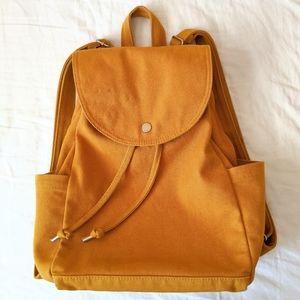 Baggu Backpack in Ochre 💛